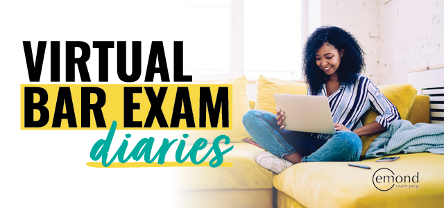 virtual bar exam diaries